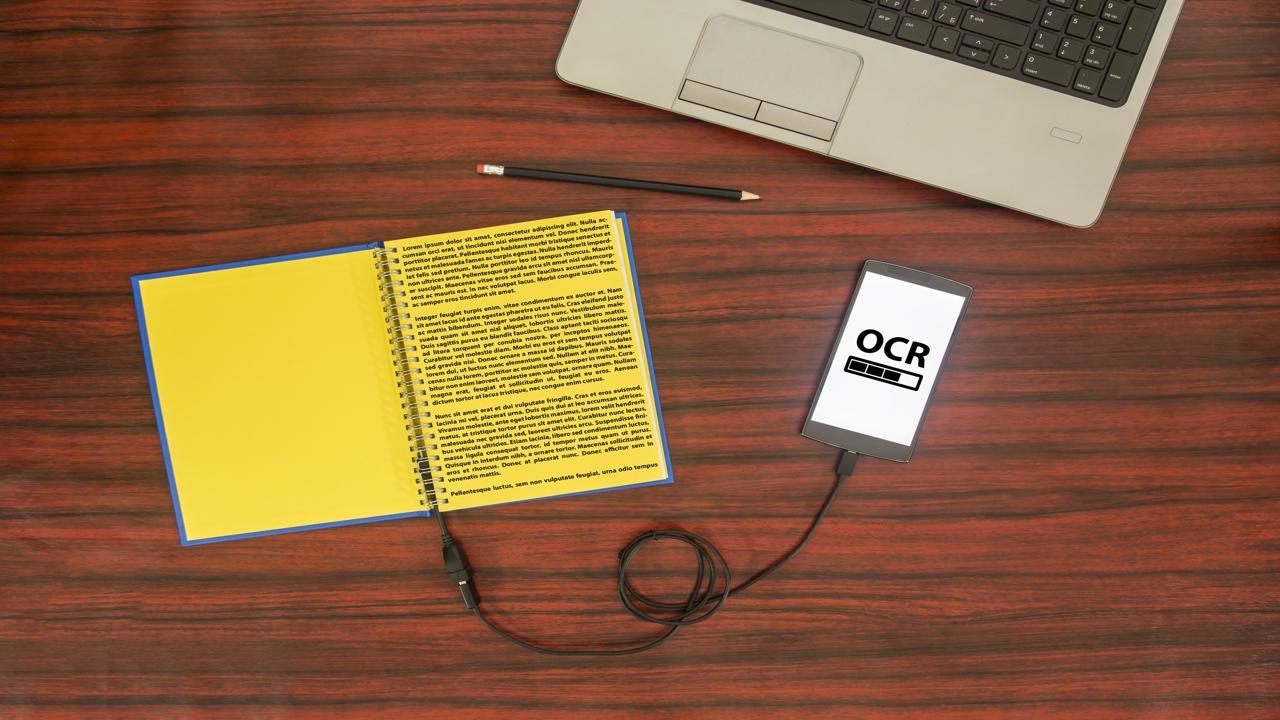 Что представляют собой технология OCR?