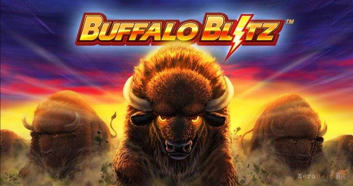 Основные детали автомата Buffalo Blitz из клуба Вулкан