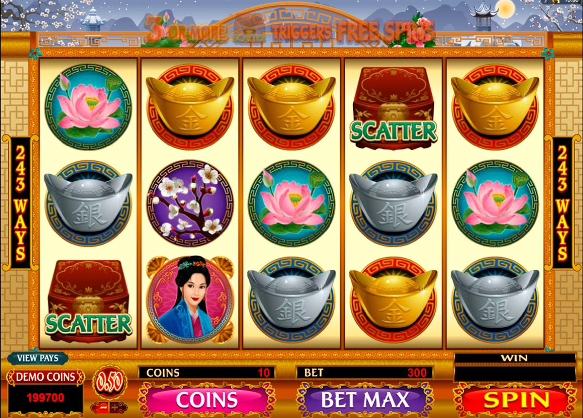 Обзор игрового автомата Asian Beauty от Эльдорадо
