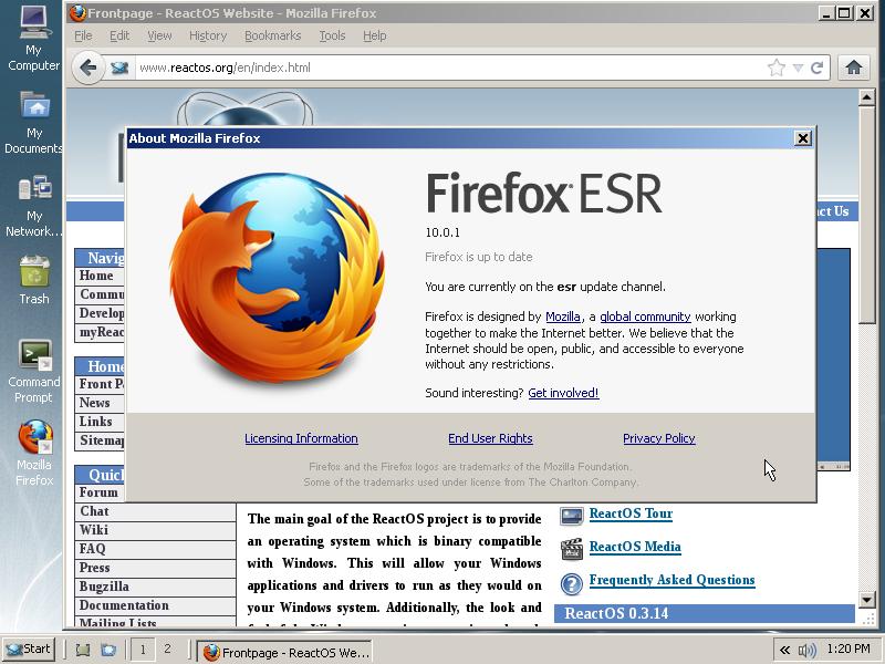 Mozilla сменит схему назначения версий для Firefox ESR