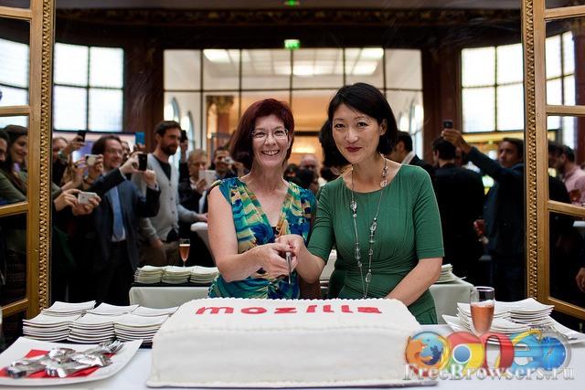 Mozilla открыла новый офис в Париже