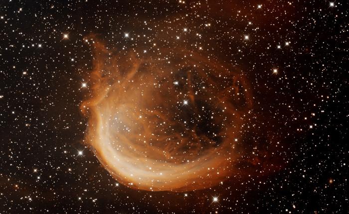 Firefox нашли в космосе