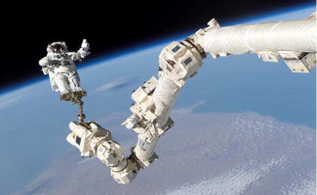 Разработана новая система видеонаблюдения для российских космонавтов