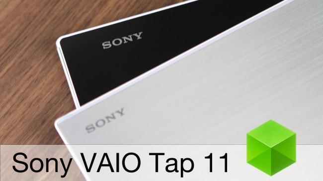 Sony VAIO Tap 11: последний из могикан?
