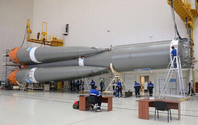 В России могут создать свой многоразовый «Falcon 9»