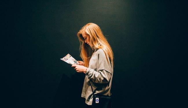 Создан шрифт, помогающий лучше запомнить читаемый текст