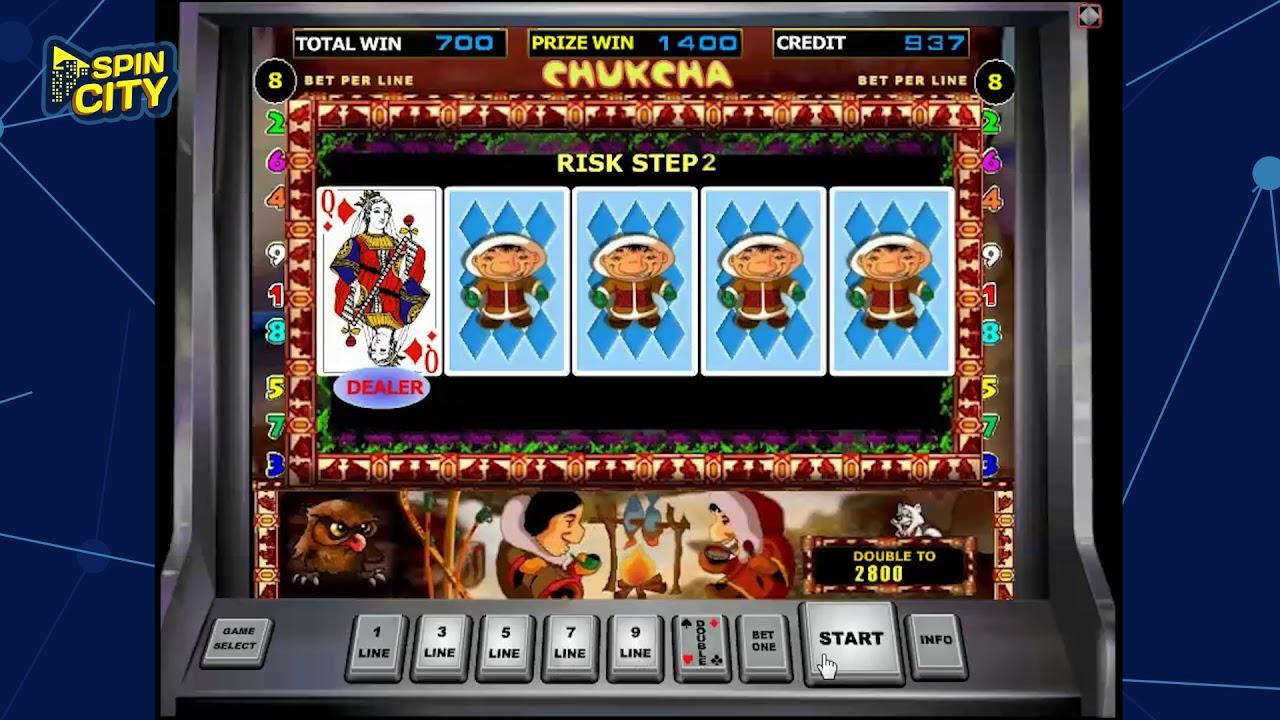 Основные характеристики автомата Chukchi Man из казино Фараон