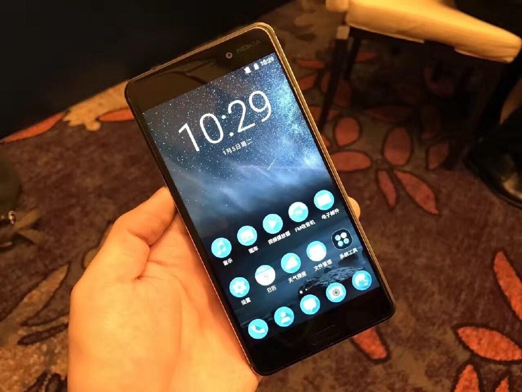 Главные характеристики Nokia 6