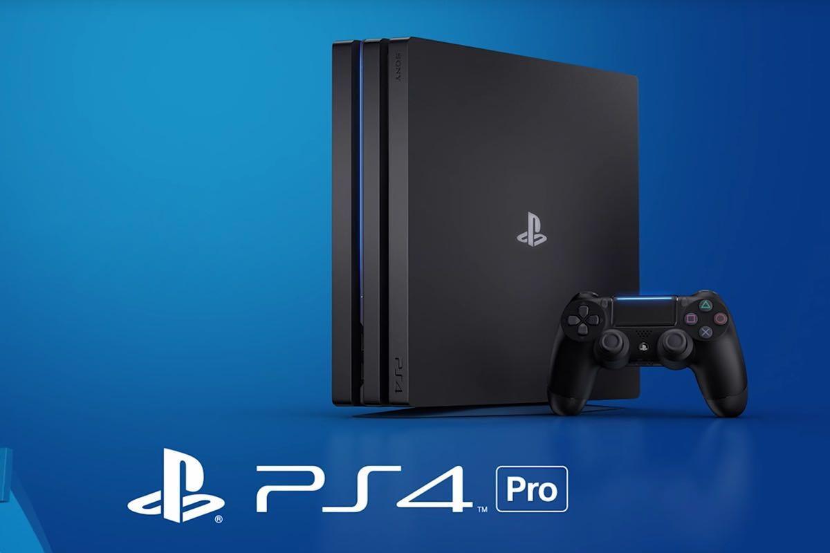 Несколько преимуществ новой игровой консоли PlayStation 4 Pro