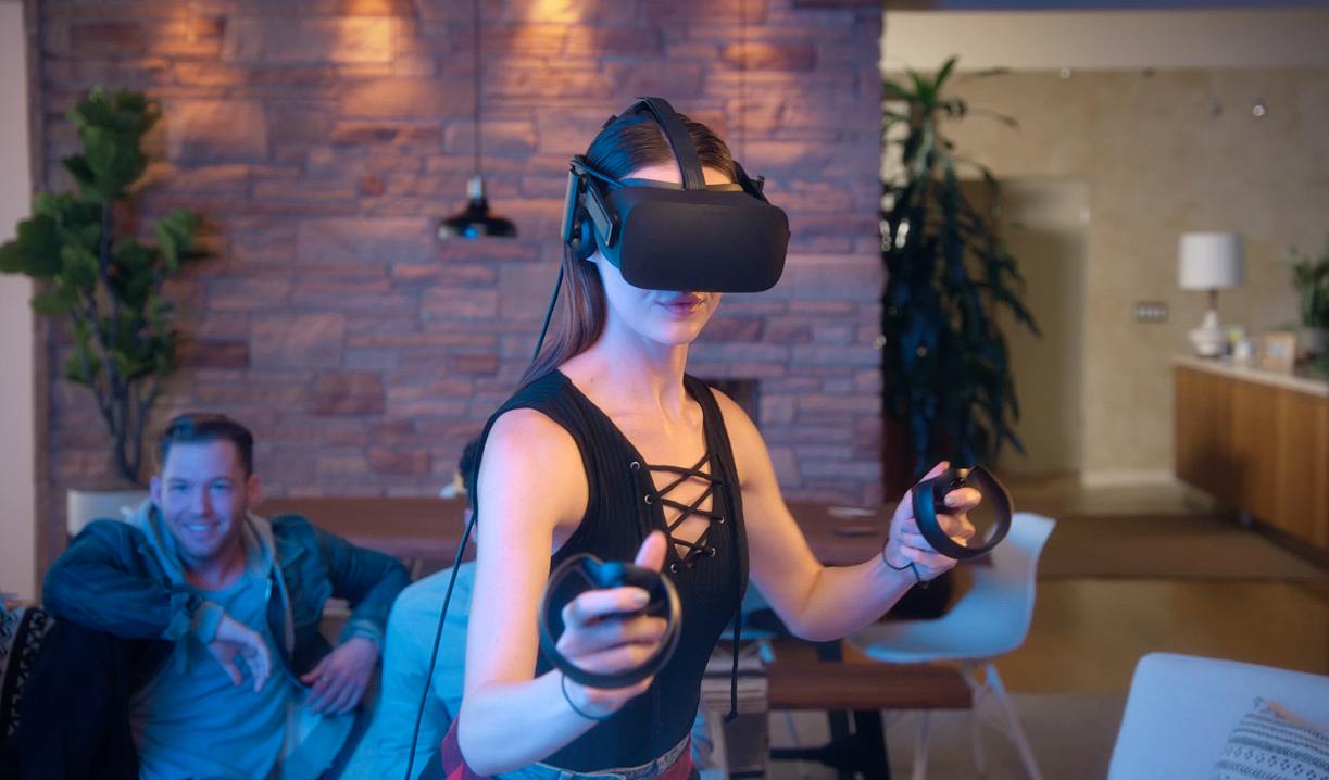 Популярные игры для очков виртуальной реальности