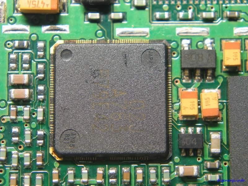 Использование BGA микросхем