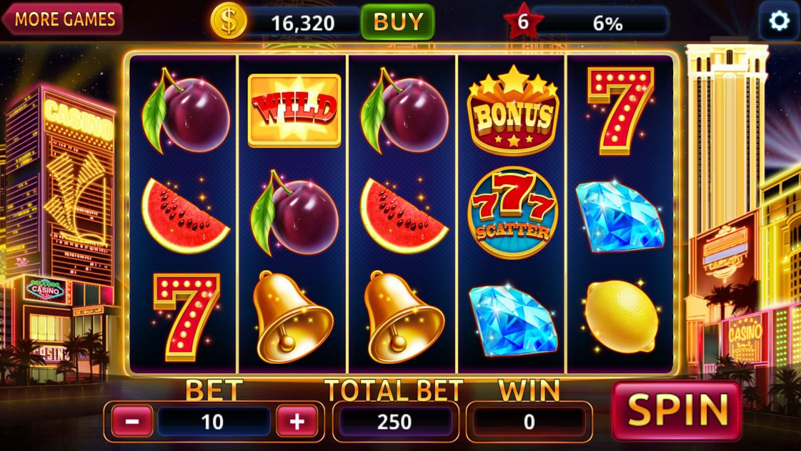 Распространенные варианты игровых слотов и азартные игры