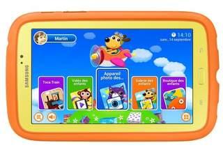 Основные особенности детских планшетов