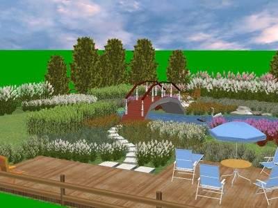 Программы для ландшафтного проектирования и строительства: занимательное моделирование