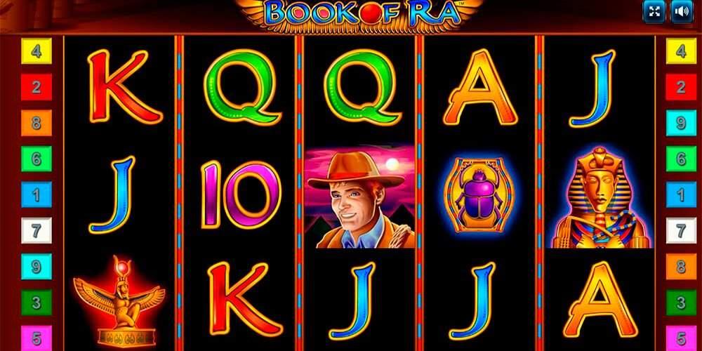 Book Of Ra Deluxe стал одним из самых популярных автоматов «Вулкан»