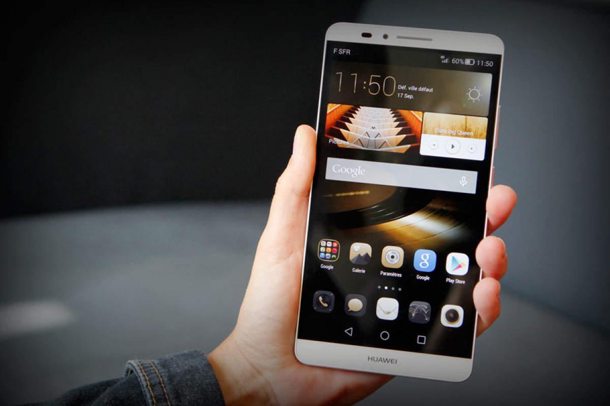 Подборка популярных смартфонов Huawei
