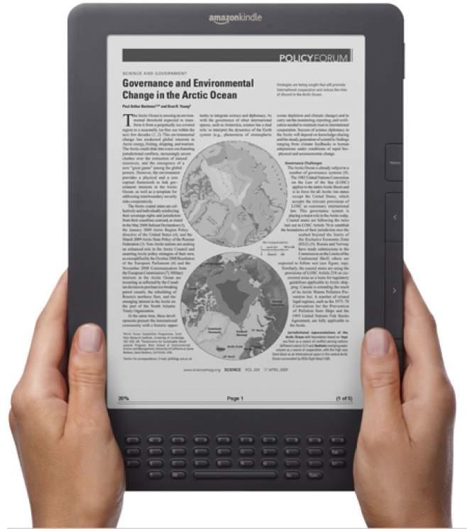 Распространенные поломки электронных книг