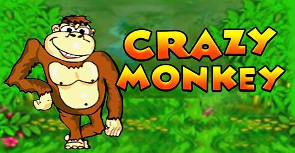 Основные параметры видеослота Crazy Monkey из клуба Вулкан