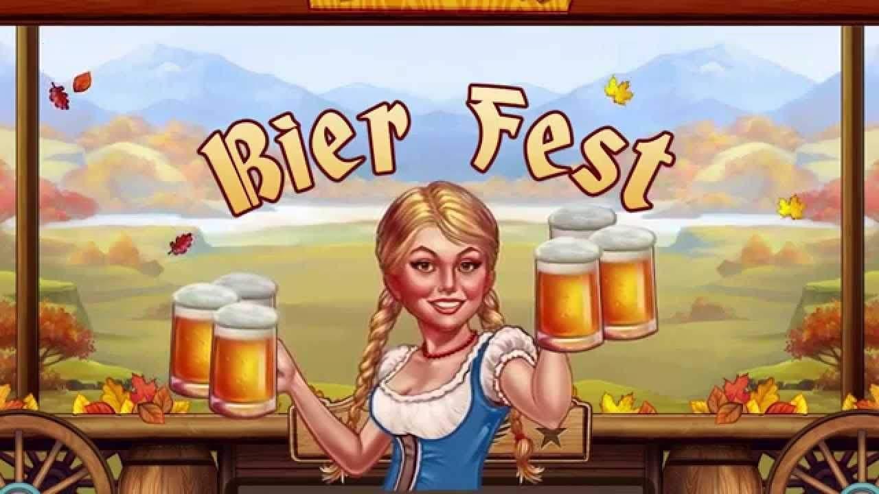 Видео-слот Beer Fest казино Вулкан: символы, правила и функции