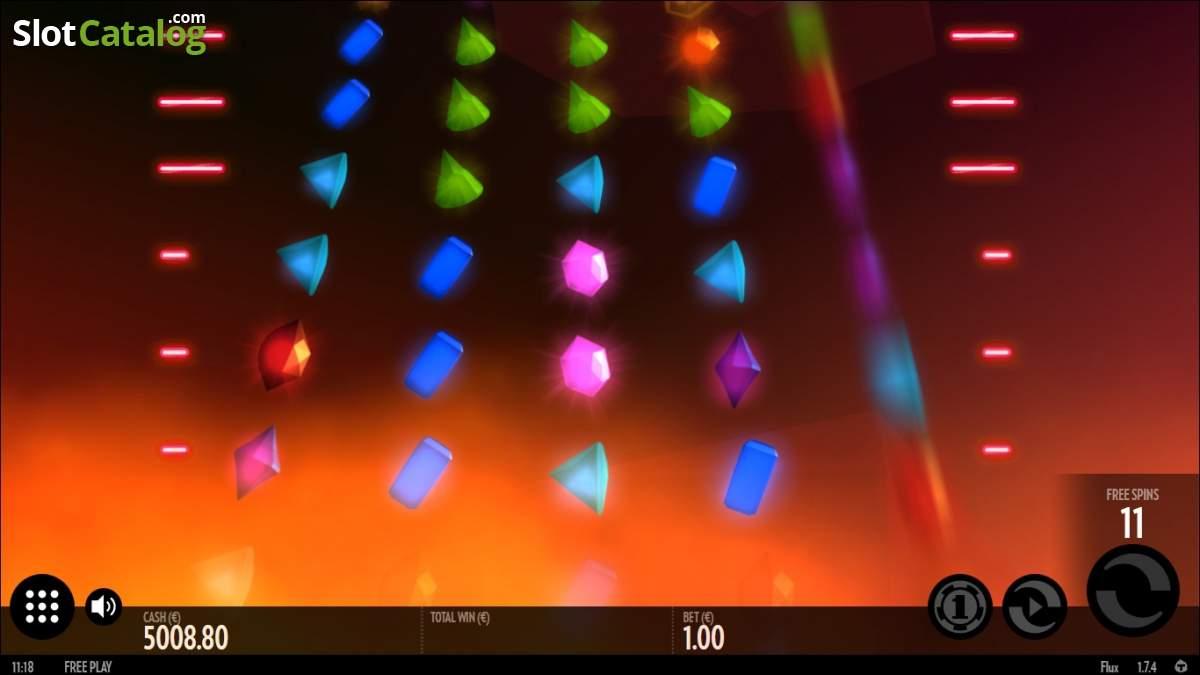 Игровой слот Flux от клуба Сол и его особенности