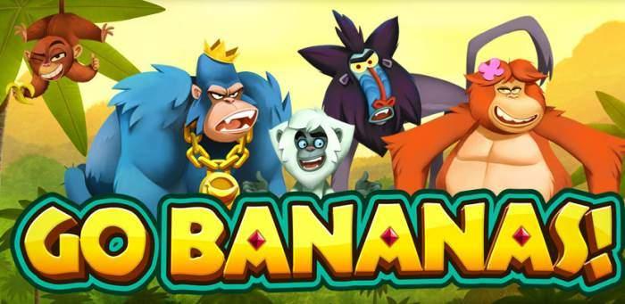Главные особенности онлайн слота Go Bananas