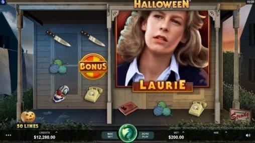 Игра на риск и символы слота Halloween из казино Вулкан