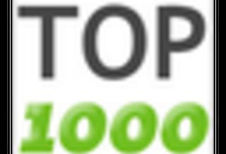Top 1000 - Легко заходите на лучшие сайты