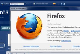 В Firefox 10 бета появилось сглаживание для WebGL и полноэкранные API