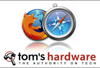 Tom's Hardware определило лучшие браузеры: Safari и Firefox
