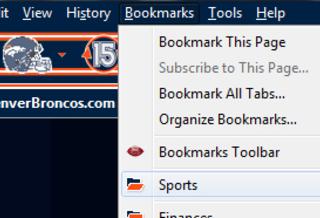 Denver Broncos Theme