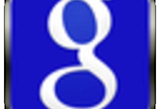 Blue Google Theme
