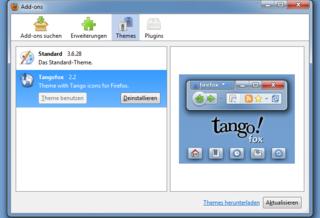 Tangofox