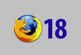 Вышла бета-версия Mozilla Firefox 18