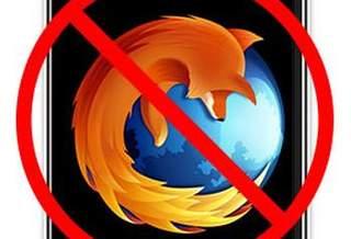 Mozilla не собирается реализовывать Firefox на платформе iOS