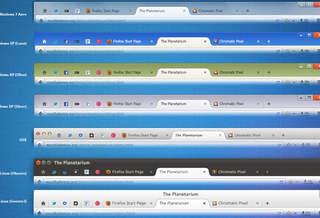 В Firefox 25 появится новый дизайн. Унификация UI