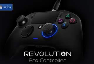 Обзор профессионального игрового контроллера Nacon Revolution Pro Controller