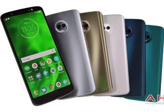 Просочившиеся фотографии Moto G6 Plus отображают пять цветовых вариантов