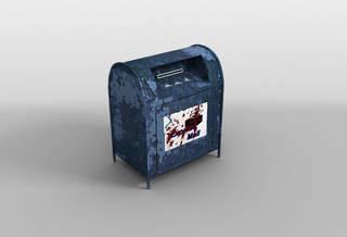 10 необычных почтовых ящиков