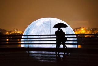 Китай хочет вывести на орбиту Земли искусственную «луну»