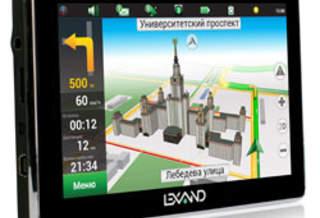 В продаже — первый двух системный ГЛОНАСС/GPS-навигатор с GPRS
