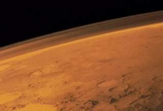 Лишить Марс магнитного поля мог водород