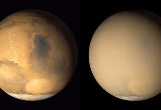 Сможем ли мы прогнозировать пылевые бури на Марсе?
