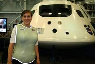 Новый антирадиационный жилет проверят в рамках первой миссии к Луне