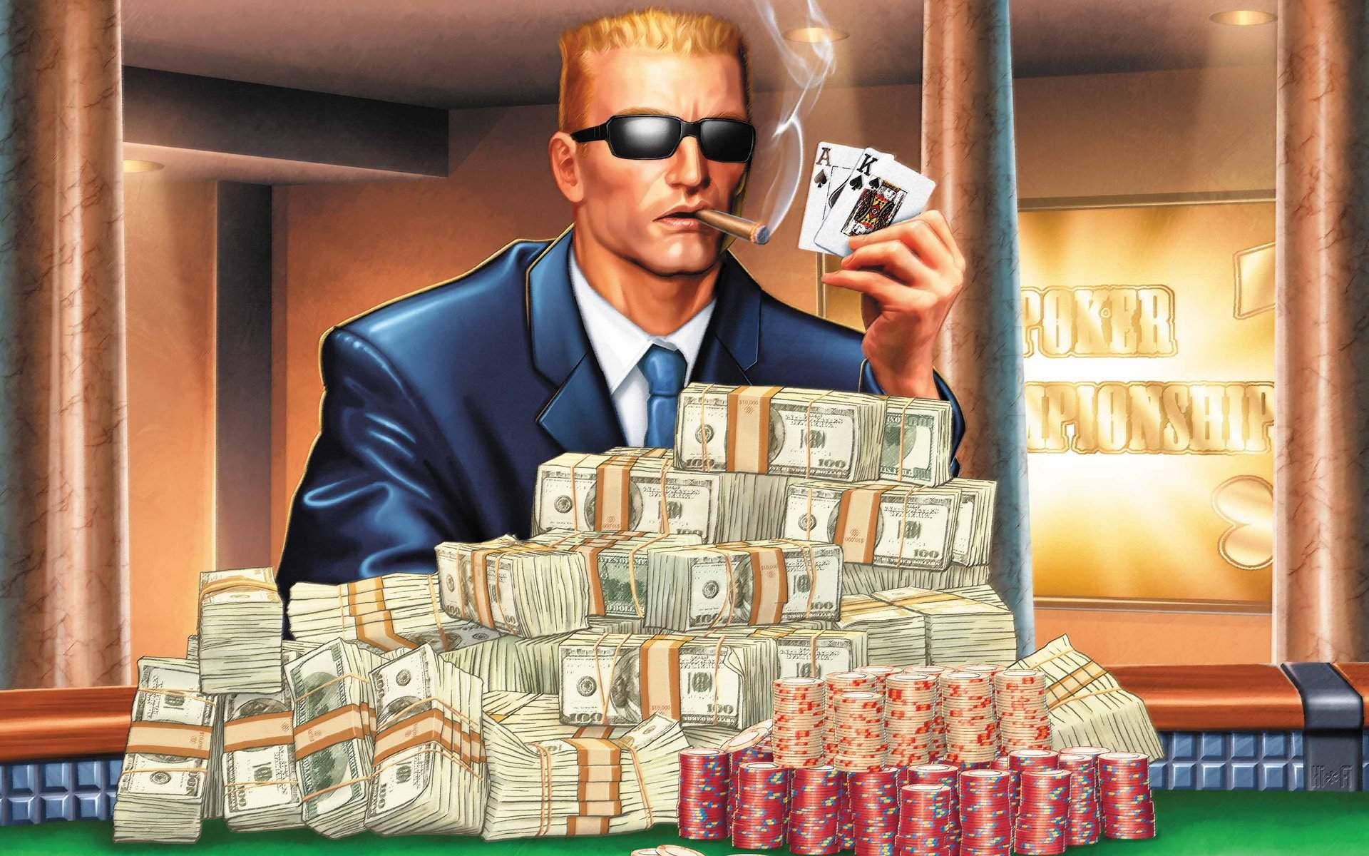 Казино — получайте реальные деньги