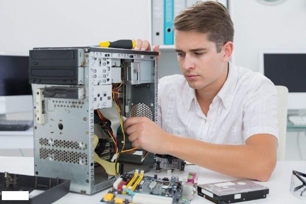 Услуги по обслуживанию компьютеров