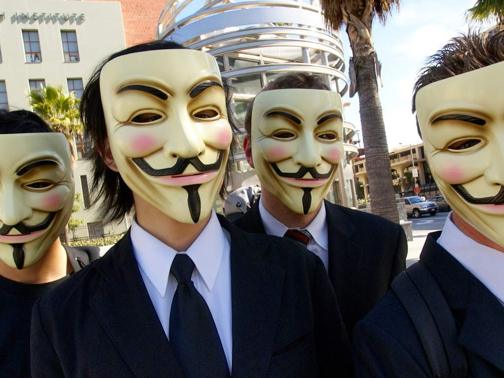 Использование анонимайзеров