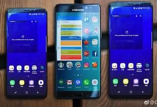 Преимущества Samsung Galaxy S8 перед iPhone 7