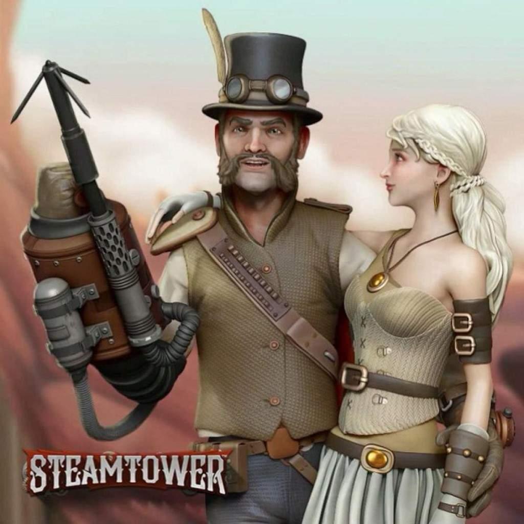 Компания NetEnt готовит к выпуску игровой автомат «Steam Tower»