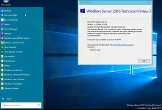 Основные возможности новой Windows Server 2016