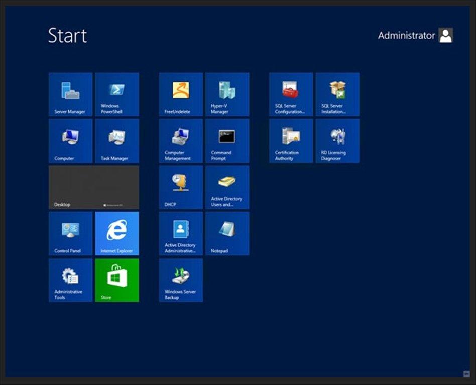 Плюсы операционной системы Windows Server